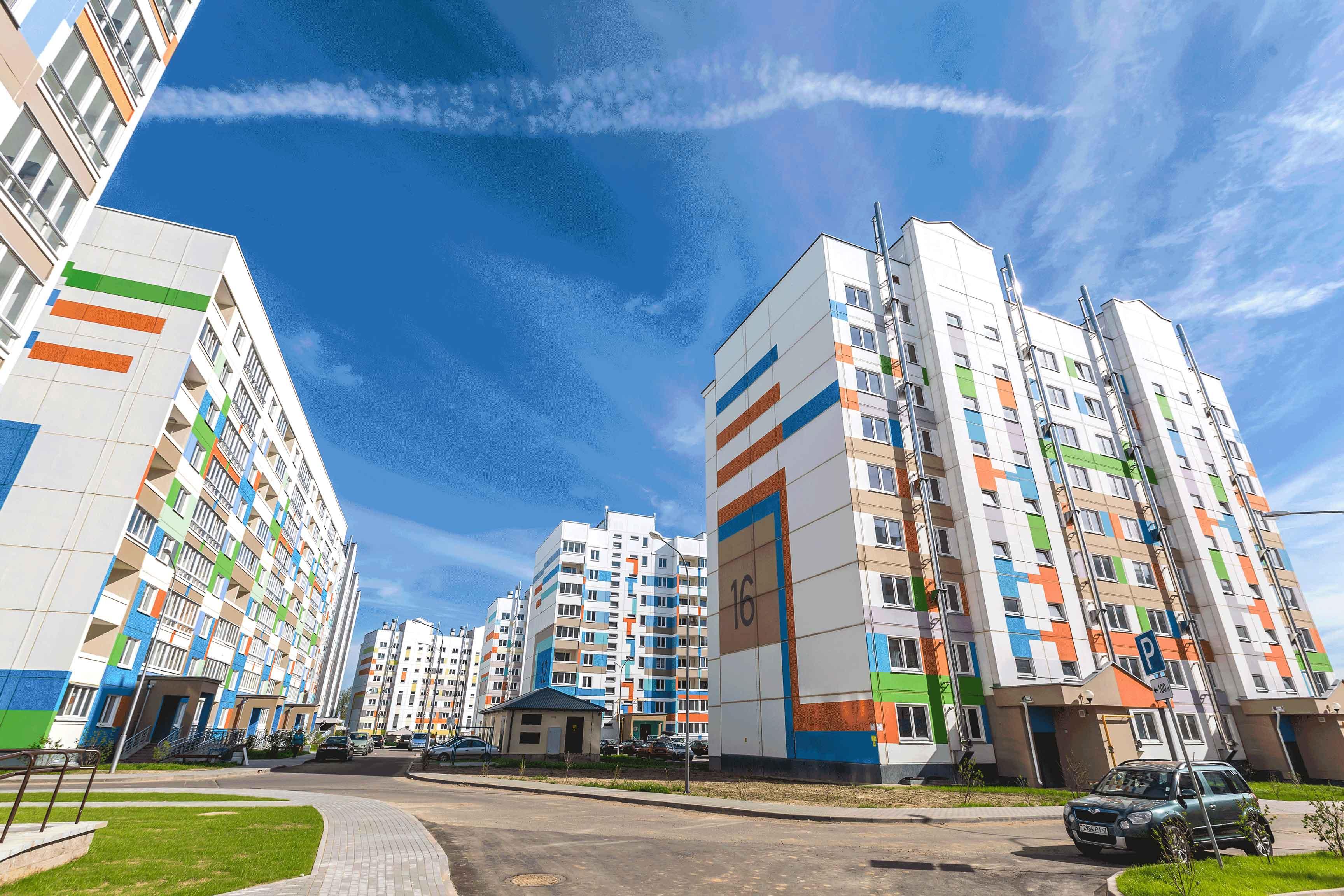 жилой комплекс Вяселка